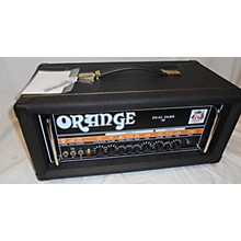 Orange Amplifiers DD50H Dual Dark 50 Tube Guitar Amp Head
