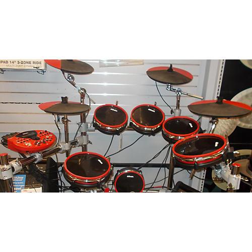 Ddrum DD5X Electric Drum Set-thumbnail