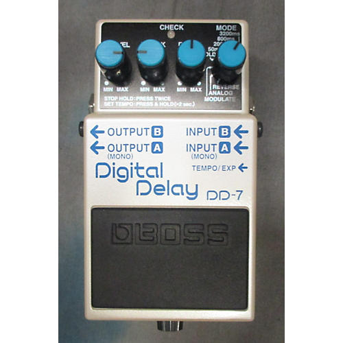 Boss DD7 Digital Delay Effect Pedal-thumbnail