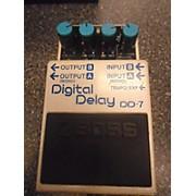 Boss DD7 Digital Delay Effect Pedal