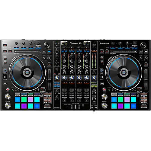 Pioneer DDJ-RZ 4-Channel Rekordbox DJ Controller with Performance Pads