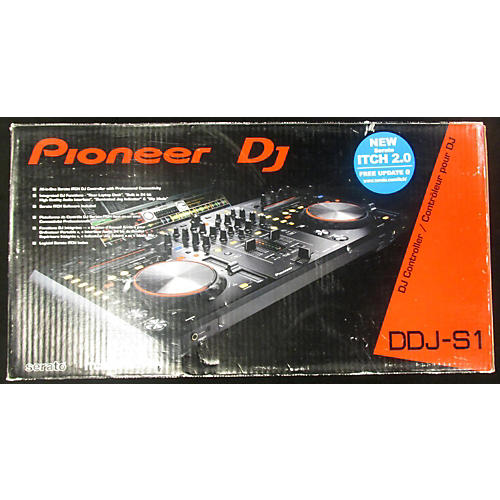 Pioneer ddj s1 asio driver for Eplan for drivers