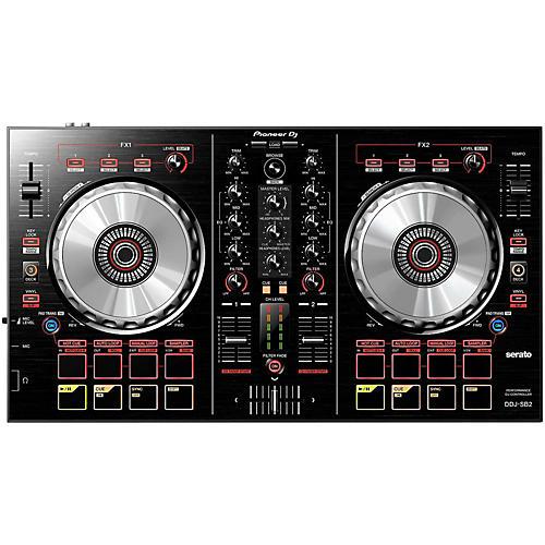 Pioneer DDJ-SB2 Serato DJ Intro Controller-thumbnail