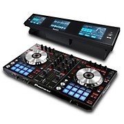 Pioneer DDJ-SR Performance DJ Controller with Dashboard 3-Screen Display