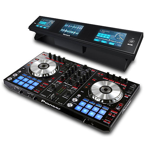 Pioneer DDJ-SR Performance DJ Controller with Dashboard 3-Screen Display-thumbnail