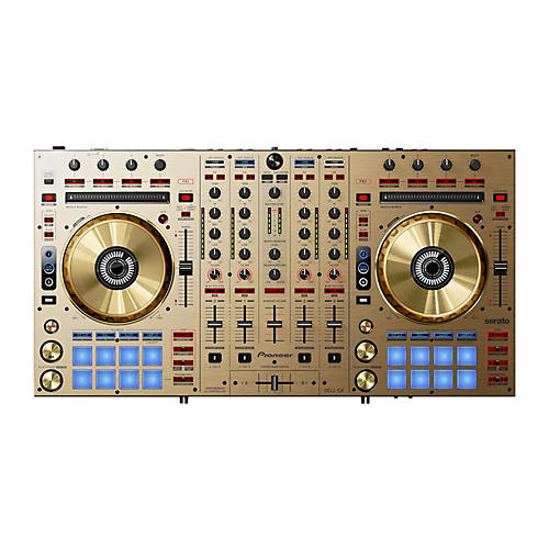 Pioneer DDJ-SX DJ Controller Limited Edition Gold Gold