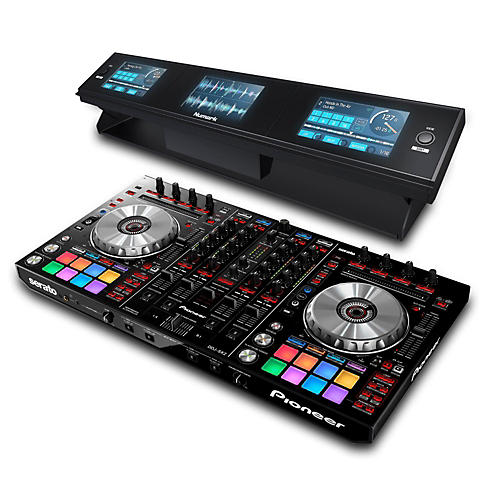 Pioneer DDJ-SX2 Performance DJ Controller with Dashboard 3-Screen Dislpay
