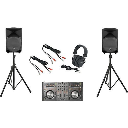 Pioneer DDJ-T1 / Mackie Thump TH-12A DJ Package