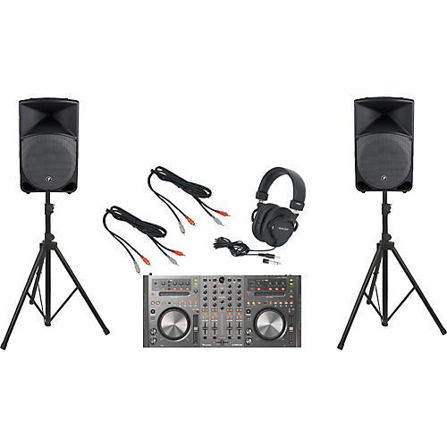Pioneer DDJ-T1 / Mackie Thump TH-15A DJ Package