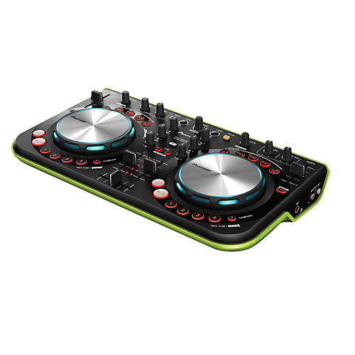 Pioneer DDJ-WEGO DJ Controller Green