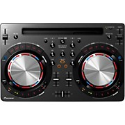 Pioneer DDJ-WEGO3 Compact DJ Controller with iOS Compatibility