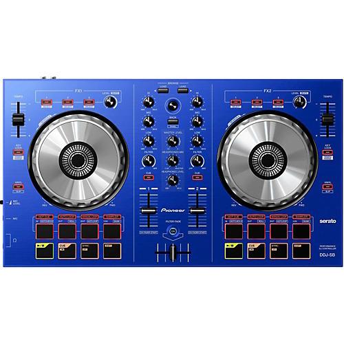 Pioneer DDJSB Blue Serato DJ Intro Controller