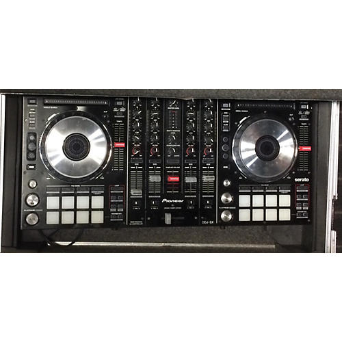 Pioneer DDJSX With Odyssey Case DJ Controller