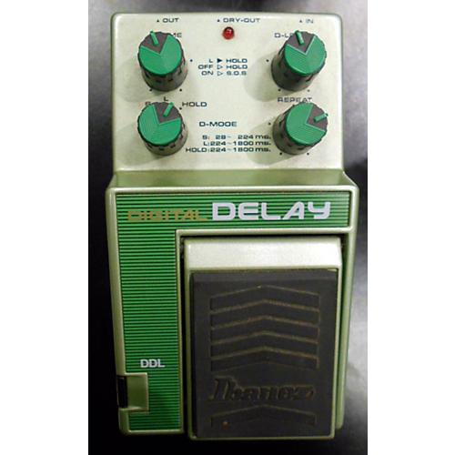 Ibanez DDL Digital Delay Effect Pedal