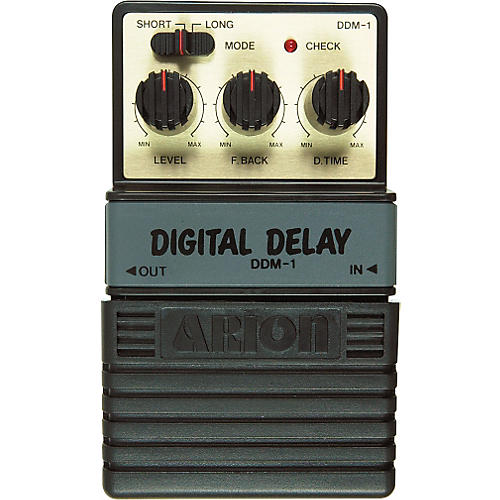 Arion DDM-1 Digital Delay Pedal