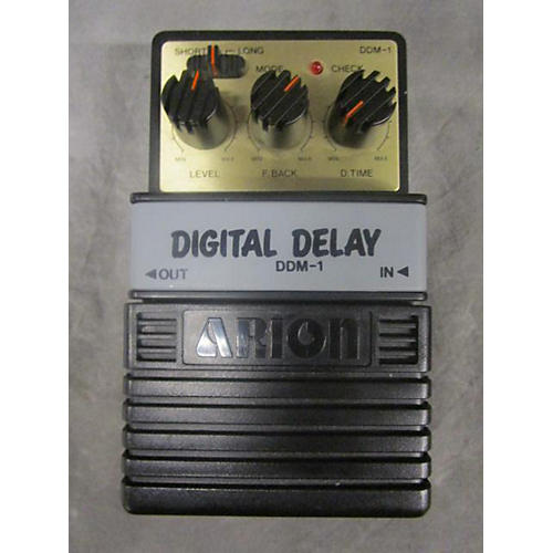 Arion DDM-1 Effect Pedal