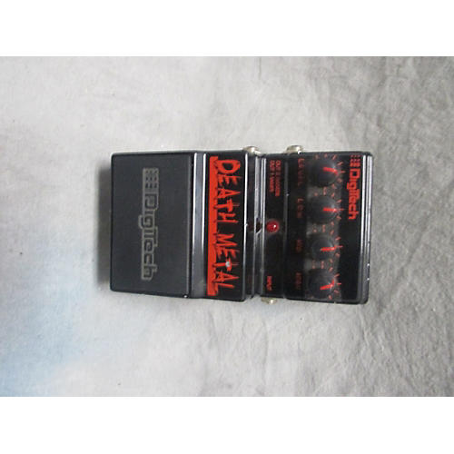 Digitech DDM Death Metal Distortion Effect Pedal-thumbnail