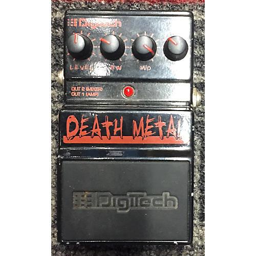 Digitech DDM Death Metal Distortion Effect Pedal-thumbnail