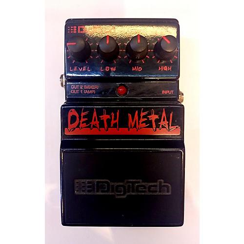 Digitech DDM Death Metal Distortion