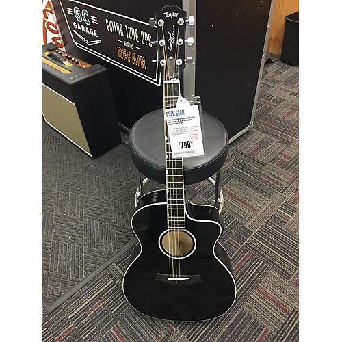 Taylor DDX Doyle Dykes Signature Acoustic Electric Guitar