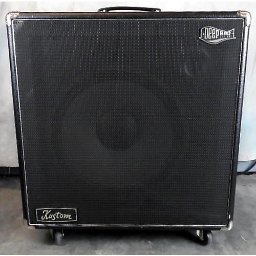 Kustom DE115H Bass Cabinet-thumbnail