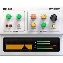 McDSP DE555 De-esser HD v6 Software Download