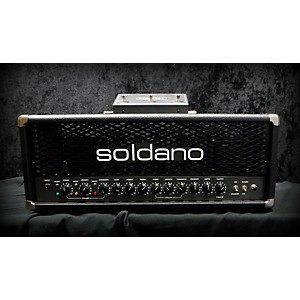 Pre-owned Soldano DECATONE Tube Guitar Amp Head