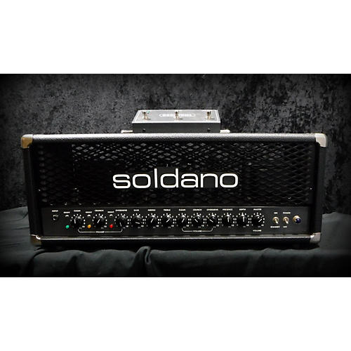 Soldano DECATONE Tube Guitar Amp Head