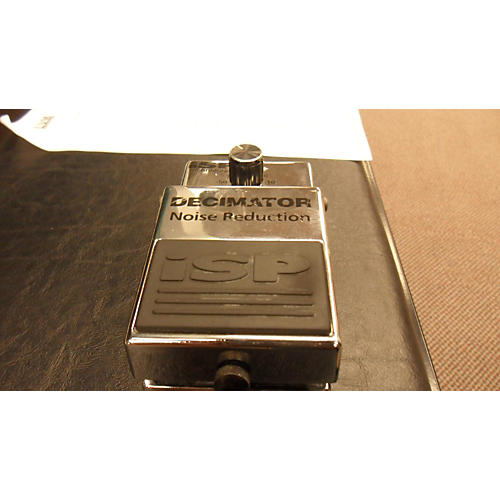 Isp Technologies DECIMATOR Effect Pedal-thumbnail