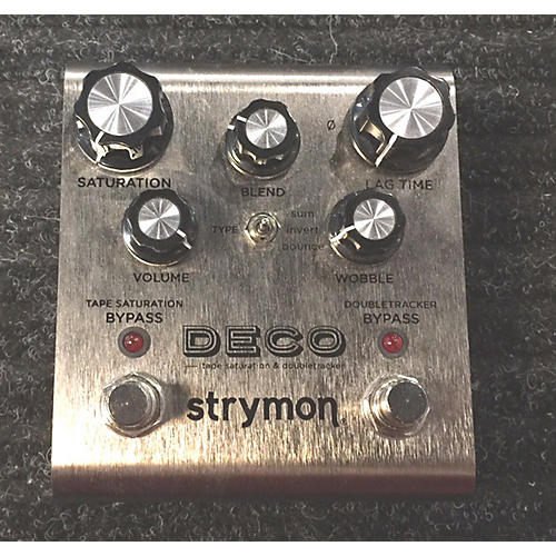 DECO Tape Saturation & Doubletracker Effect Pedal-thumbnail