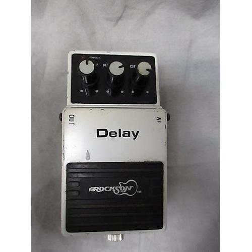 Rockson DELAY Effect Pedal-thumbnail