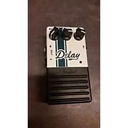 Fender DELAY Effect Pedal