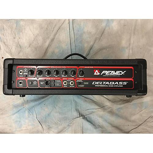 Peavey DELTA BASS Bass Amp Head