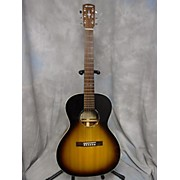 Alvarez DELTA610ETSB Acoustic Electric Guitar