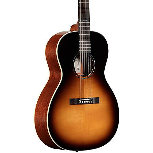 Alvarez DELTA610ETSB Blues Acoustic-Electric Guitar Tobacco Sunburst