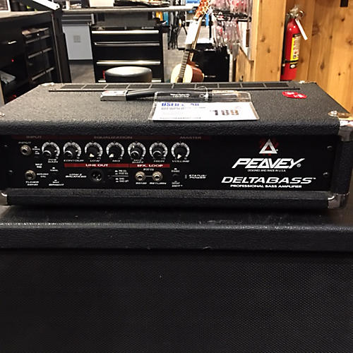Peavey DELTABASS 200W Bass Amp Head-thumbnail