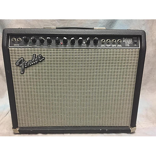 Fender DELUXE 112 PLUS Guitar Combo Amp-thumbnail