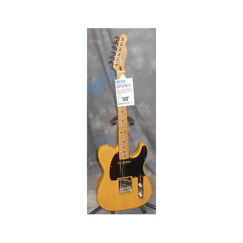 Fender DELUXE ASH TELECASTER MN Solid Body Electric Guitar