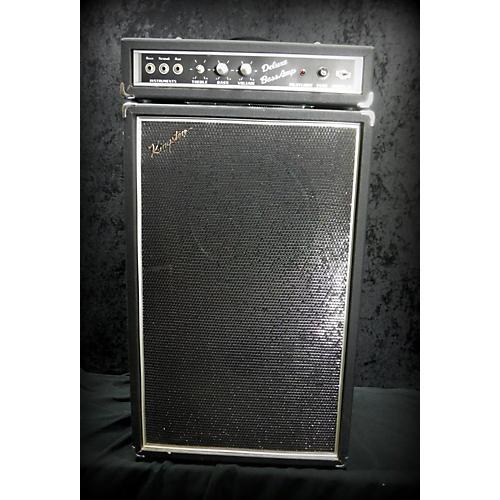 Kingston DELUXE BASS AMP Bass Stack-thumbnail