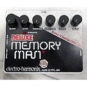 Electro-Harmonix DELUXE MEMORY MAN XO Effect Pedal