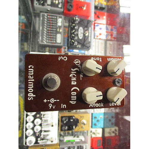 CMAT Mods DELUXE SIGNA COMP Effect Pedal-thumbnail