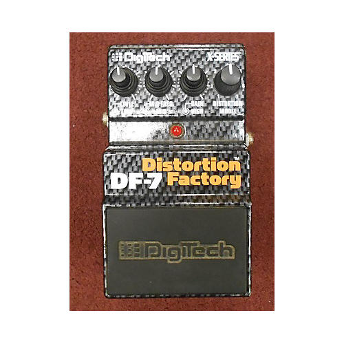 Digitech DF7 Distortion Factory Effect Pedal-thumbnail