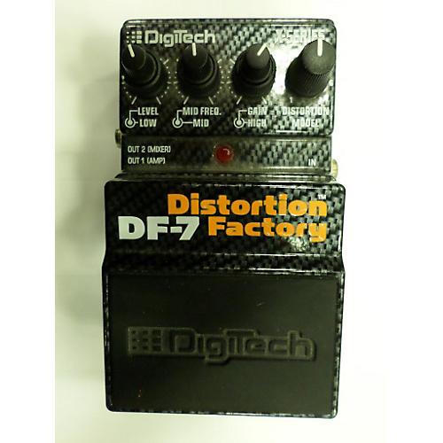 Digitech DF7 Distortion Factory Effect Pedal-thumbnail