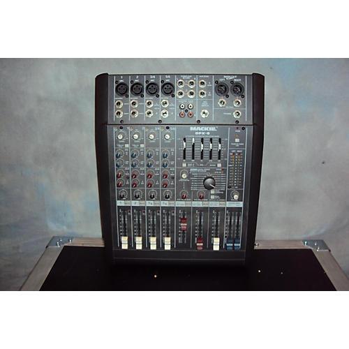Mackie DFX6 Powered Mixer
