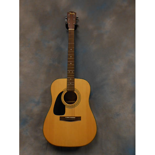 Fender DG-10LHNS Acoustic Guitar