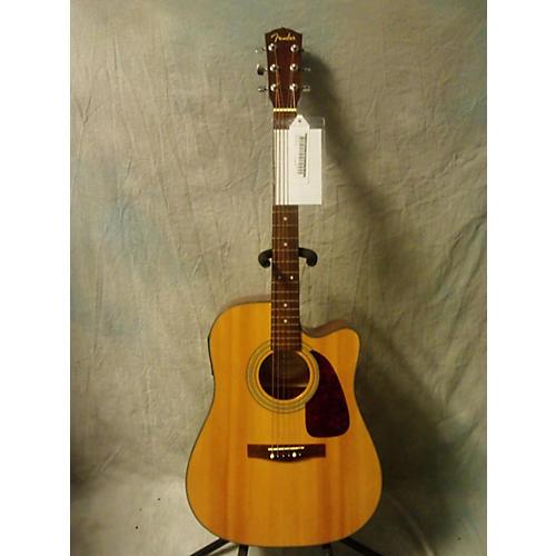 Fender DG-14SCE NAT Acoustic Electric Guitar