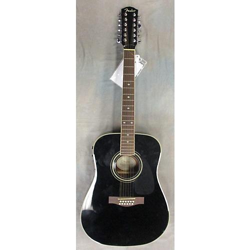 Fender DG-16E-12 12 String Acoustic Electric Guitar