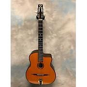 Gitane DG-255 Acoustic Electric Guitar