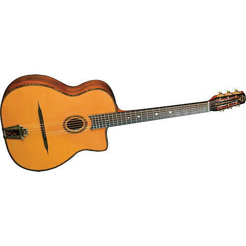 Gitane DG-300 Selmer-Maccaferri Style Jazz Guitar John Jorgenson Signature Model