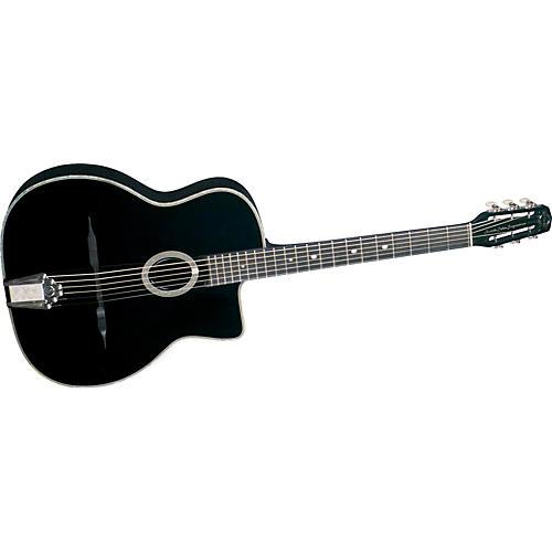 Gitane DG-330 Modele John Jorgenson The Tuxedo Gypsy Jazz Guitar-thumbnail